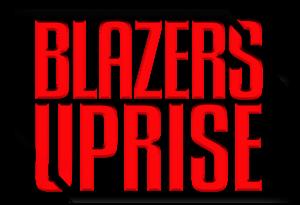 Blazers Uprise Logo